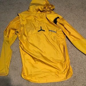 Nike Jackets & Coats - Mizzou Nike rain jacket